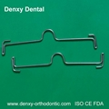Orthodontic Distal Mesial  Dental Palatal Arch Bar Dental Palatal Bar