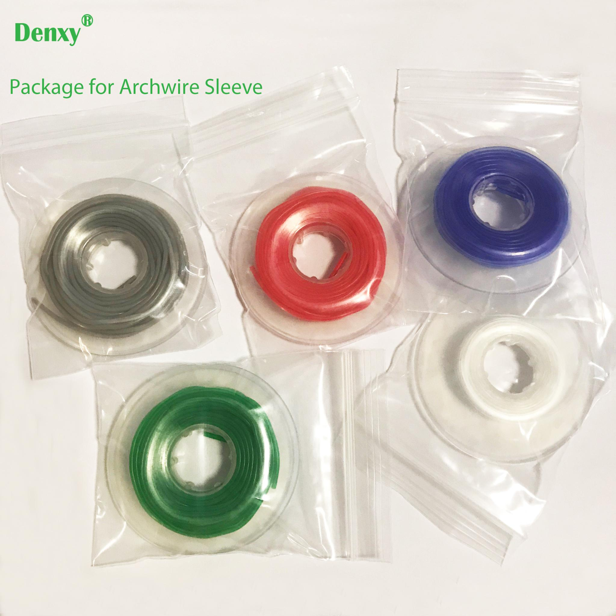 Orthodontic Protect Archwire Sleeve arch wire pump dental orthodontic 2