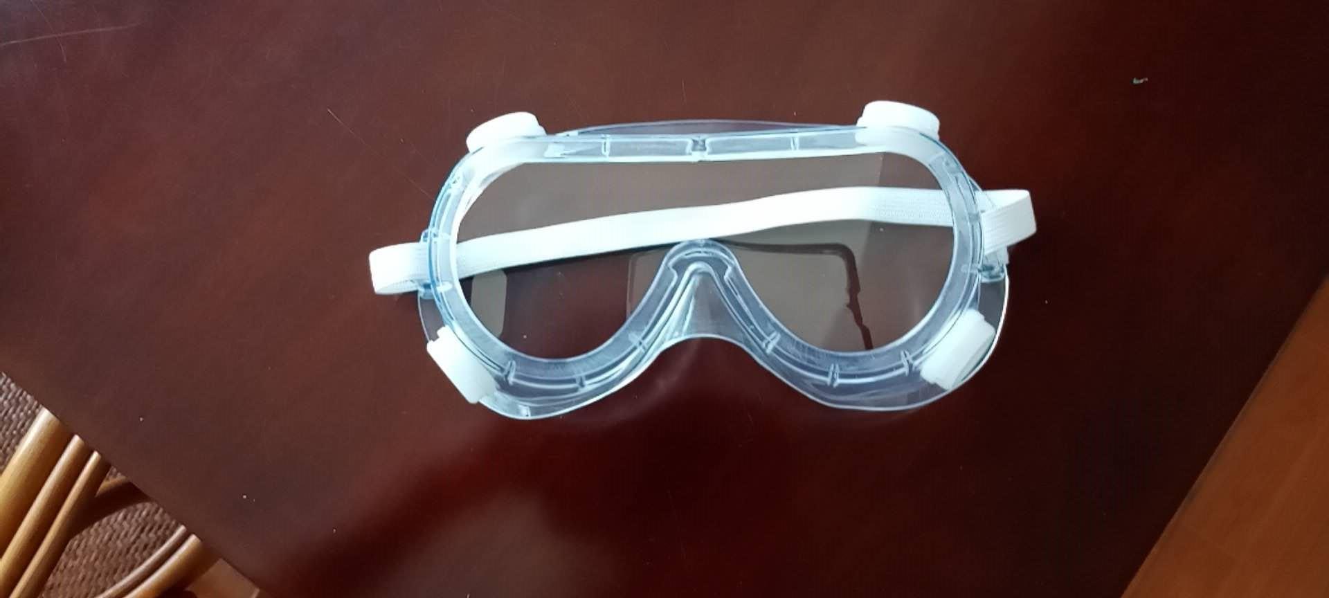 Safety Glasses for Virus Time 1