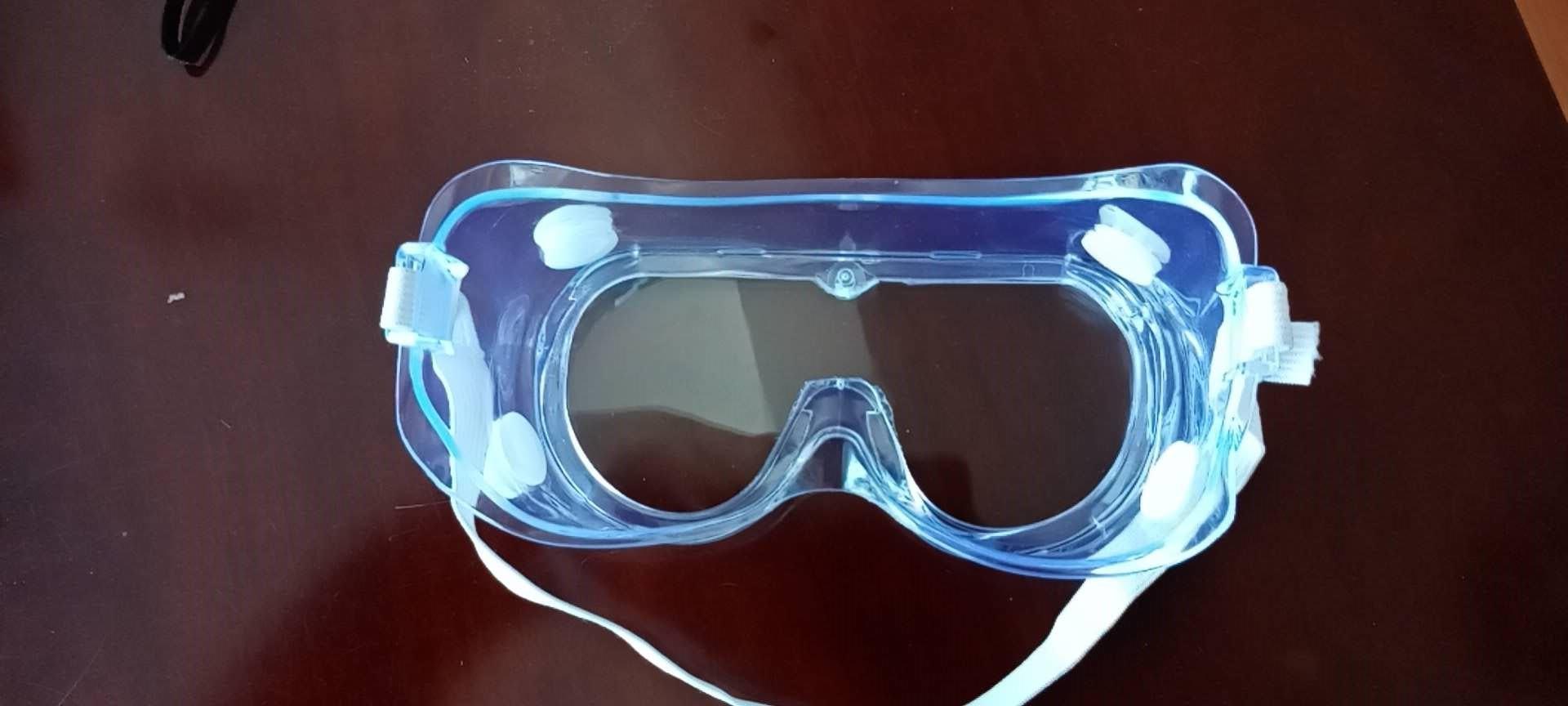 Safety Glasses for Virus Time 5
