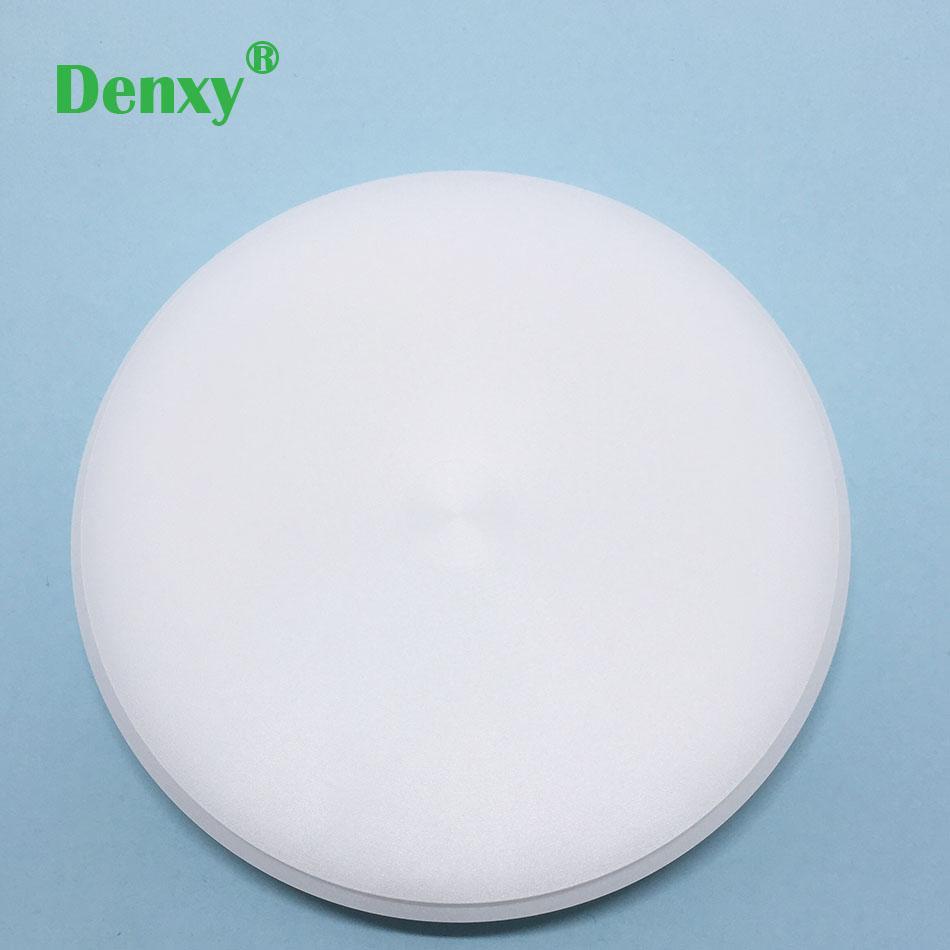 Dental White Color Wax Block Disc Carving Brown Wax Disc dental zirconia blocks