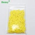 Intra Oral Mixing Tips Yellow Mixer Syringe Dental Disposable Tube Dental Mixing 3
