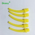Intra Oral Mixing Tips Yellow Mixer Syringe Dental Disposable Tube Dental Mixing