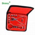 Dental Rubber Dam Perforator Puncher Kit