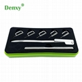Dental Equipment IPR System enamel Interproximal Reduction Strip Kit Contra Angl