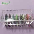 Dental Orthodontic Power Chain Acrylic Dispenser Placing Box Power Chain