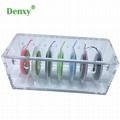 Dental Orthodontic Power Chain Acrylic Dispenser Placing Box Power Chain 5