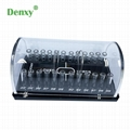 Dental Orthodontic Round Archwire box Acrylic Dispenser Placing Box arch wires h 3