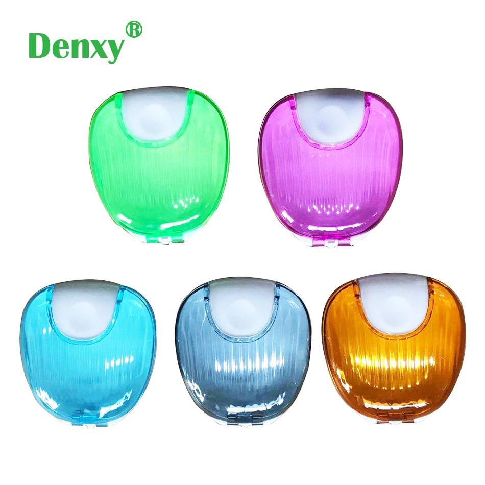 dental Colorful denture box retainer case orthodontic denture storage case Align 1