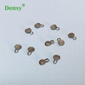 Dental Orthodontic lingual button Direct Bond Eyelet Dental Attachments