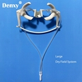 dental Cheek Retractor Dry field system with Salive Suction Function Mouth Opene