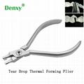 Denxy Dental Orthodontic Aligner Plier Thermal Forming For retainer Clear Aligne