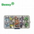 dental Metal Matrix Bands Retainerless Automatrix with Locker Sectional Contoure