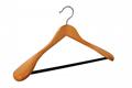 3.2cm shoulder width suit hanger coat hangers for coat  5