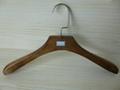 [ZRICH] Lotus wood luxury suit hanger
