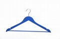 Low prices China Factory Wooden Hanger Wooden Clothing Hangers With Wood Bar  4
