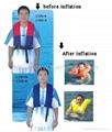 Inflatable lifejacket(Yoke-Type)