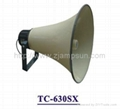 "Alum horn speaker TC-630SX 20"""