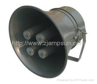 HS600-02 emergency civil air defence raid alarm horn speakers sirens hooters  1