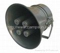HS600-02 emergency civil air defence raid alarm horn speakers sirens hooters