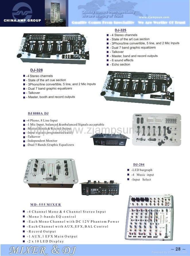 Mixer &DJ 3