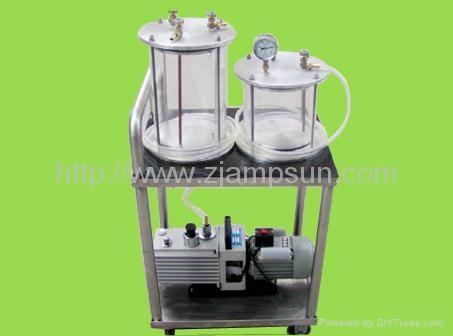 Vacuum extraction equipment