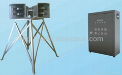 Indoor control ,electronic alarm for air defense ,civil war