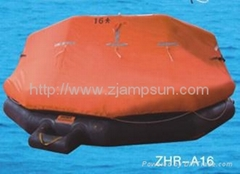Throw-over Type Inflatable Liferaft Type A16