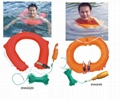 inflatable life buoy ,life ring .