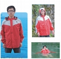 multifunctional inflatable protective clothing