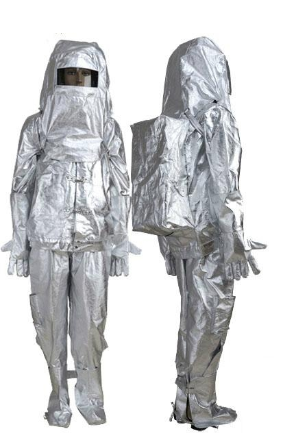 Fireman's heat Protection Suit
