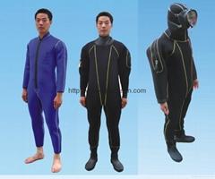 wet/dry Diving suit