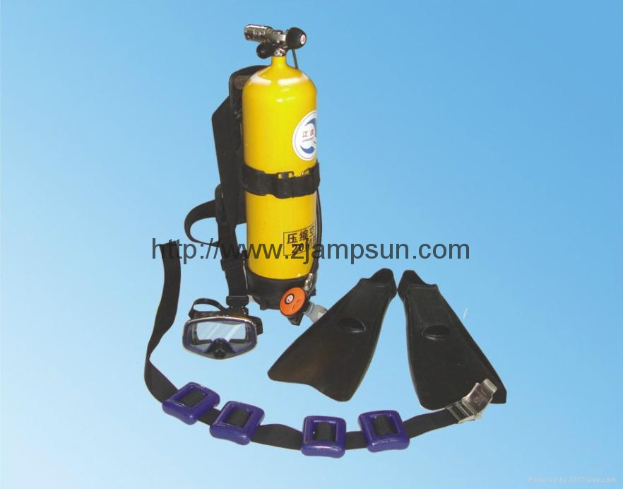 diving device 1