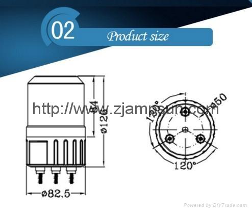 1081  LED Strobe light / Warning Light Flashing Light 7
