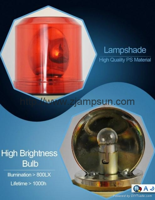 1081  LED Strobe light / Warning Light Flashing Light 9