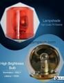 1081  LED Strobe light / Warning Light Flashing Light