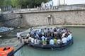 50mans throw over type inflatable liferaft  balsa sa  avidas