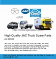 JAC LIGHT TRUCK PARTS