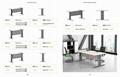 metal office furniture steel frame series 2