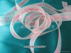 透明印字挂衣带