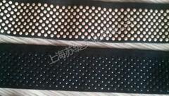 圆点硅胶印刷织带