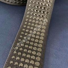 圓點硅膠印刷織帶