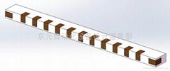 扁長條型紙箱專用膠帶封箱機
