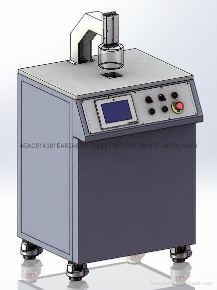 自動PCB板取樣機 1