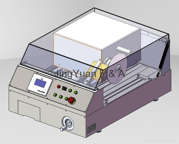 直線精密(實驗室金相)切割機 1