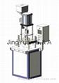 四柱拉杆立式微型注塑機