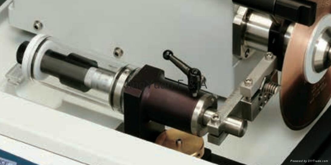 高精度进给直线精密(实验室金相)切割机