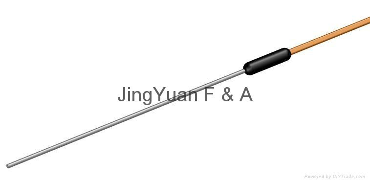 pin type thermocouple molding machine