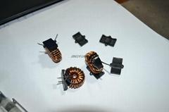 磁环线圈半自动组装机
