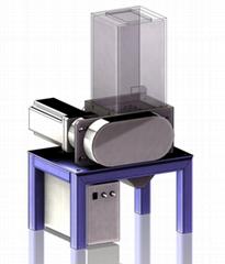 Micro crusher / shredder
